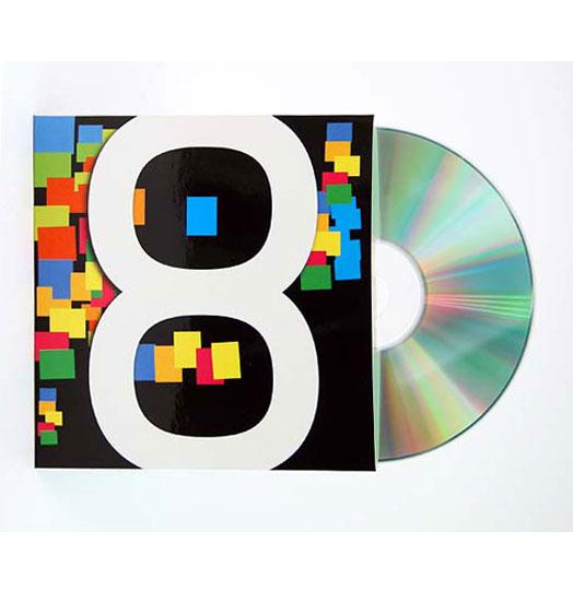 Изготовление конвертов для музыкальных CD дисков